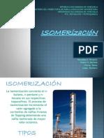 Isomerizacion Expo