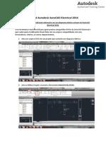 Tutorial Autodesk AutoCAD Electrical 2014