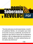 Economia, Soberania y Revolucion