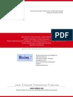 Modelos Matematicos a Traves de Proyectos. Arevana