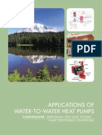 Heat Pumps Water Water