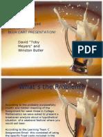 Beercart Breakeven Point Analysis