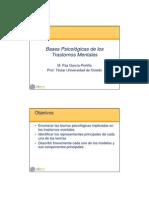 Bases Pgicas de Los Trastornos Mentales (Www.unioviedo.es)