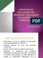 Proyecto de Evaluacion Del Programa