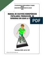 Manual de Cultivos Hidrop Nicos Populares