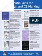 Discounted Eurocodes and CE Marking Publications