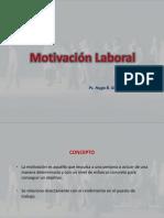 Motivacion Laboral I (6ta Clase)