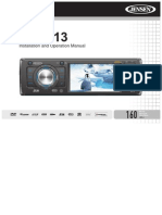 VM8013 Owners Manual