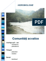 Hidrologie, curs 2