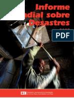 Informe Mundial de Desastres