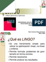 Exposicion Lingo