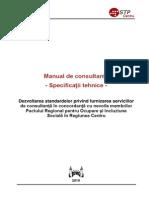 Manual de Consultanta Specificatii Tehnice 02