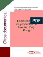 El Mercado de Productos de Lujo en Hon Kong PDF