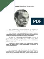 Bio Miguel Hernandez