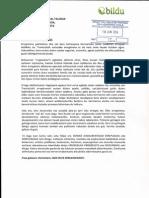 Moción NO A LA MONARQUÍA. 2014-06-18