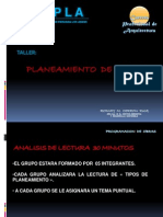 Program. de Obras 2º Clase
