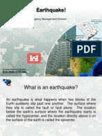 EM Earthquakes