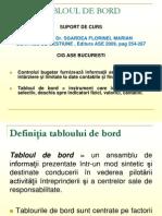 Tabloul de Bord Curs 2014 Sgardea Florin