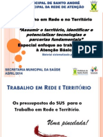 Rede e No Territorio Abril 2014