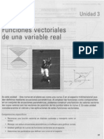 Unidad 3 Funciones Vectoriales