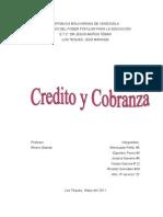 Credito y Cobranza