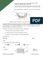 Secciones de Minima Infiltracion Hidraulica