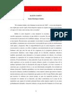 03. Razón Común Gadamer