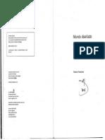 Roberto Fernandez - Mundo Diseñado (El Vacío de La Teoría)