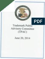 TPAC June 2014 Packet