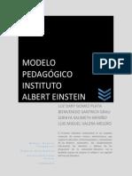 Pei Instituto Albert Einstein-