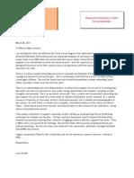 reference letter fr lynn joseph for resume