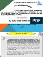 21-08-2012 Diapositivas Tesis Doctorado - Diana Ormeño