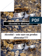 Alcoolul Te Distruge