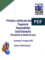 Metodo Programa Rse Estudio de Caso