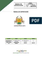 Manual de Contratacion IDM