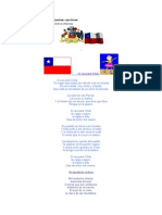 Canciones Chilenas