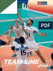 Catalogo Asics Team Line 2014