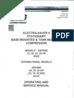 203709021 EBE99Q Air Compressor