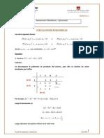 Inecuaciones polinomicas