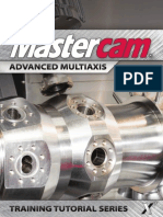 Mastercam  Book 5 axis bai 1