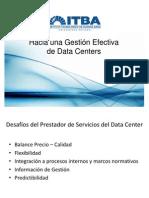 Requerimientos Para Un Datacenter