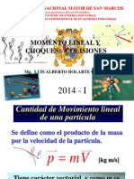 Impulso Momentum Choques ING.induSTRIAL 2014 I (1)