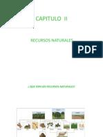 CAPITULO II Recurso Naturales