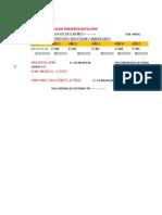 Aplicaciones- Calculo Del VPN y Tir