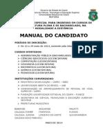 Manual Gradua Cao a Distancia 2014 r