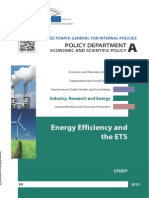 Energy Efficiency and the ETS_(2013)_EN