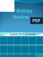 AP Biology Review