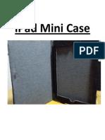 ipad case procedure