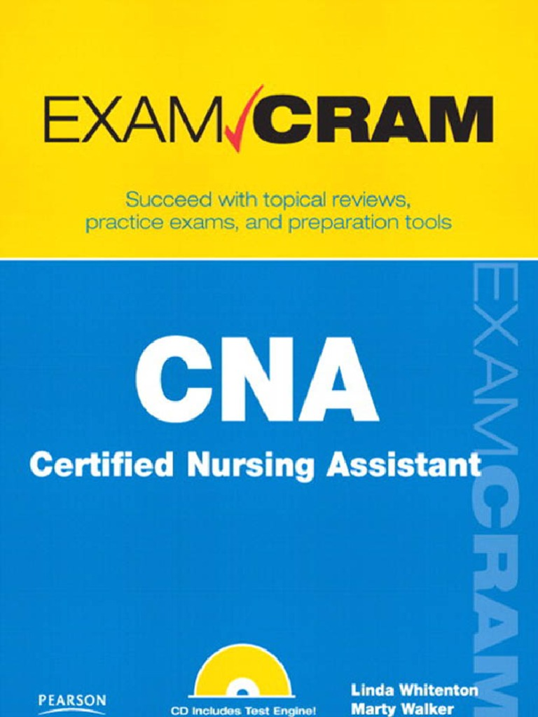 Cna certified nursing assistant exam cram test assessment cna certified nursing assistant exam cram test assessment multiple choice 1betcityfo Images