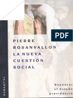 Rosanvallon (2007) - La nueva cuestión social